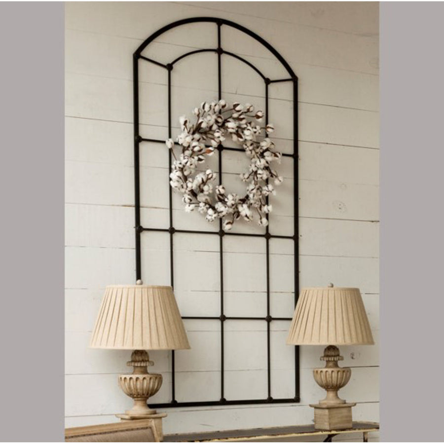metal window frame, metal window wall art, metal farmhouse window