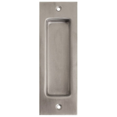 Double Door- Flush Pull