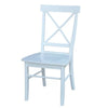 Farmhouse Chair, Farmhouse dining room chair, white dining room chair