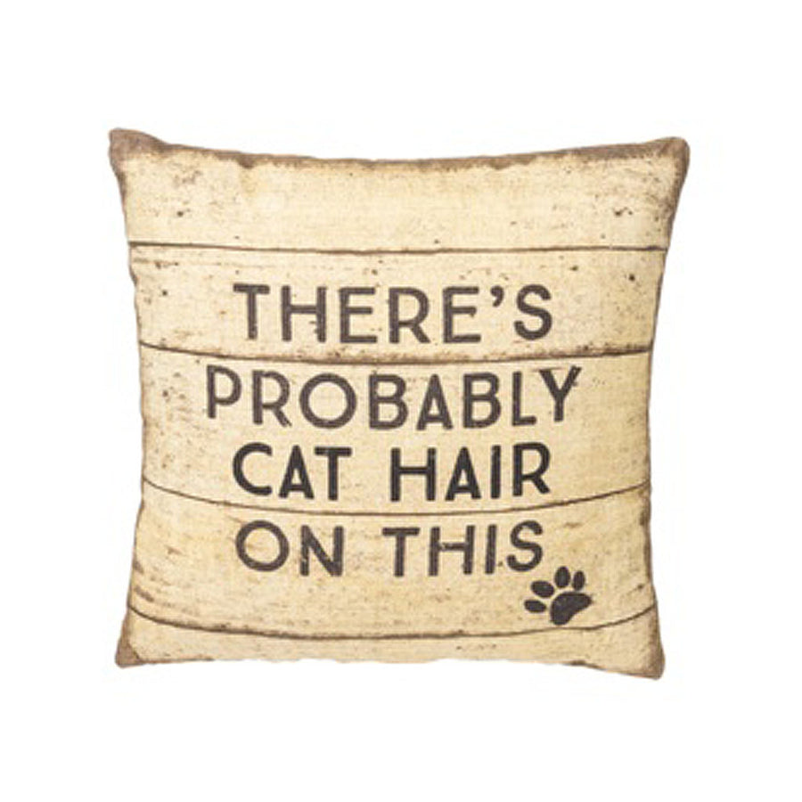 Sleep with Cats Pillow