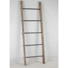 Wood and Metal Ladder