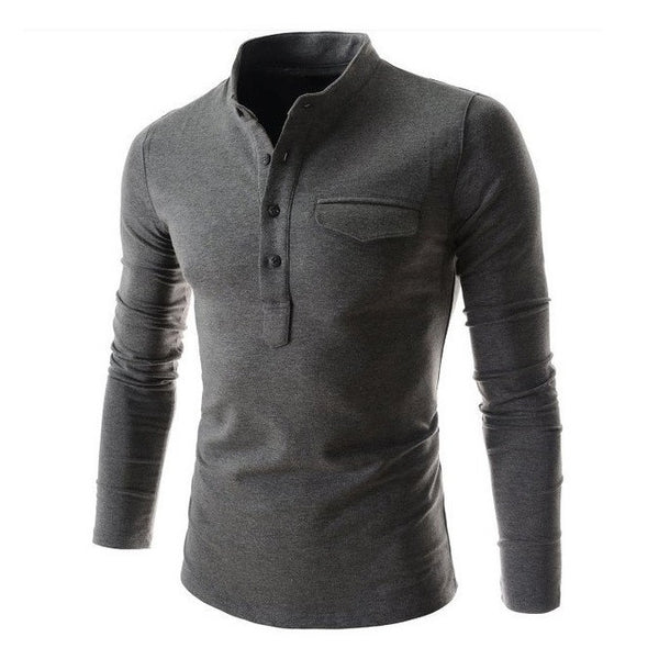 Lounge Fitted Style Shirt