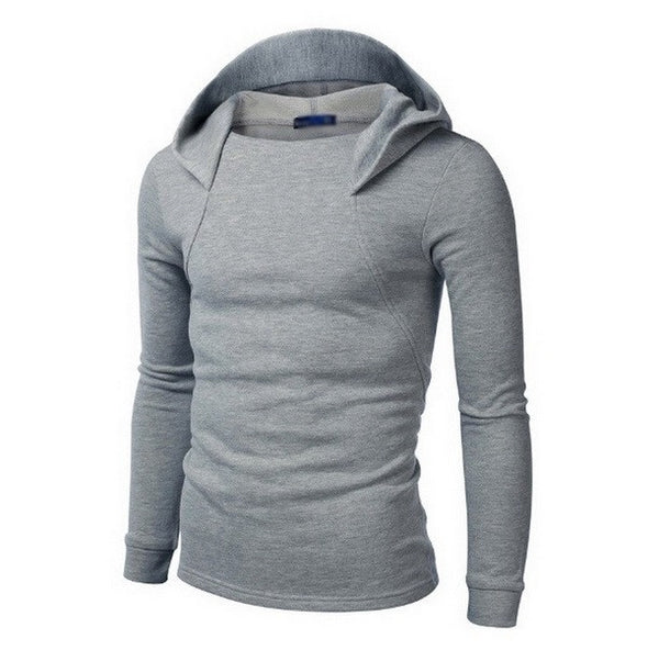 Slim-Fit Hooded Style Shirt