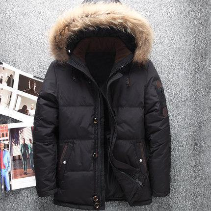 Winter Hooded Parka