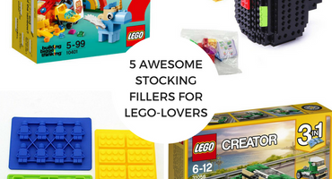 5 Awesome Stocking Fillers for LEGO-Lovers