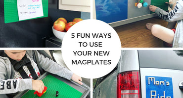 5 Fun Ways to Use Your New MagPlates!