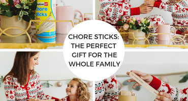 Chore Sticks - the perfect gift for the whole family!