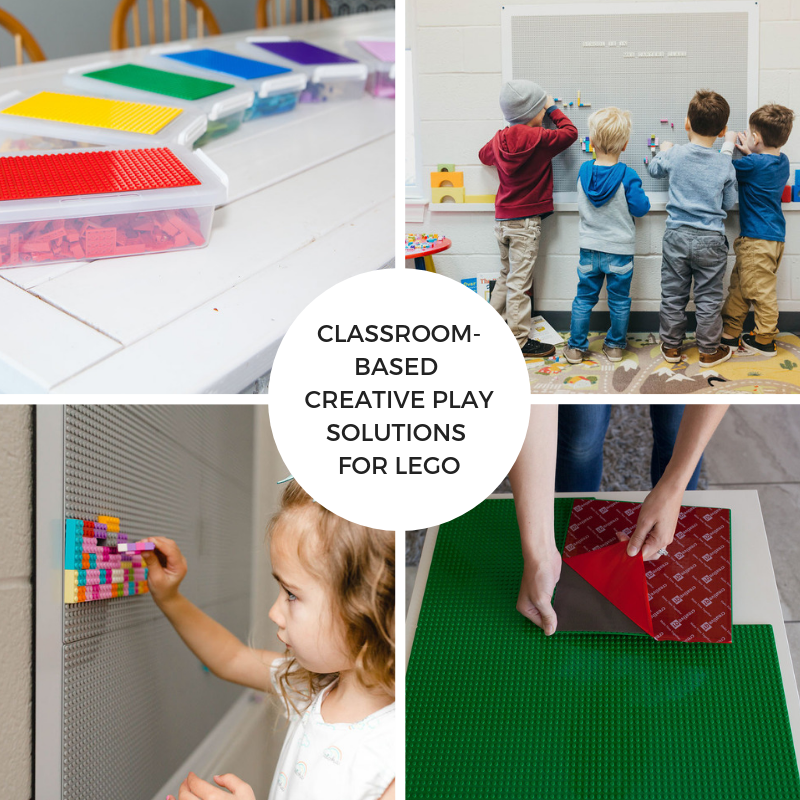 LEGO Play Solutions for the Classroom
