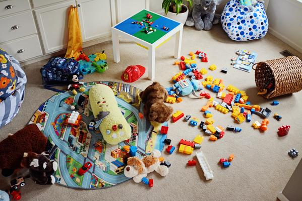 Three Ways To Declutter Your Playroom
