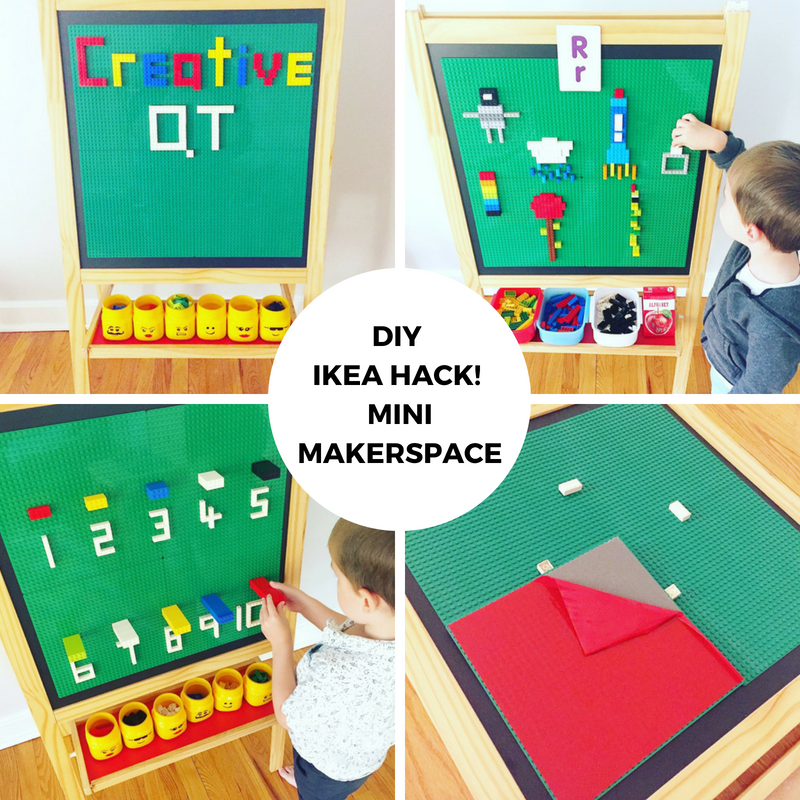 DIY IKEA HACK: Mini Makerspace