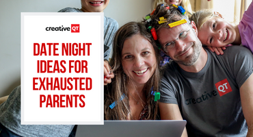 Date Night Ideas for Exhausted Parents