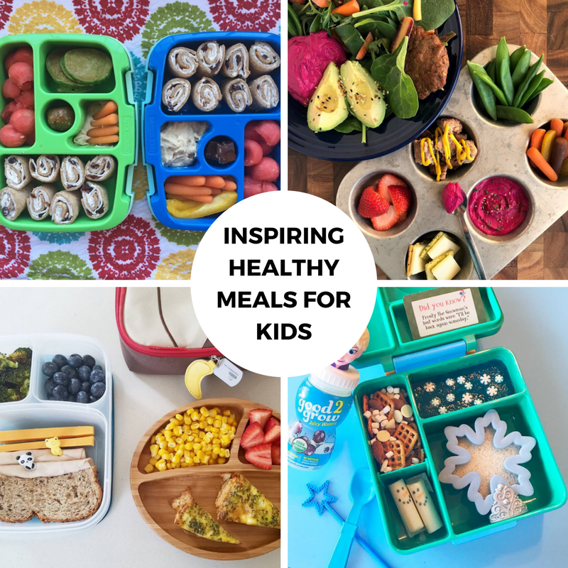 Instagram Round-Up: Inspiring Healthy Meals for Kids