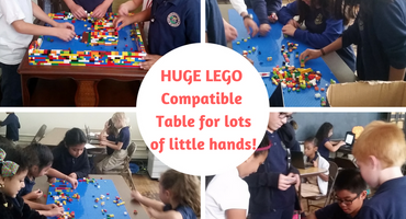 How Schools Are Using Peel 'n Stick Baseplates for LEGO Activities