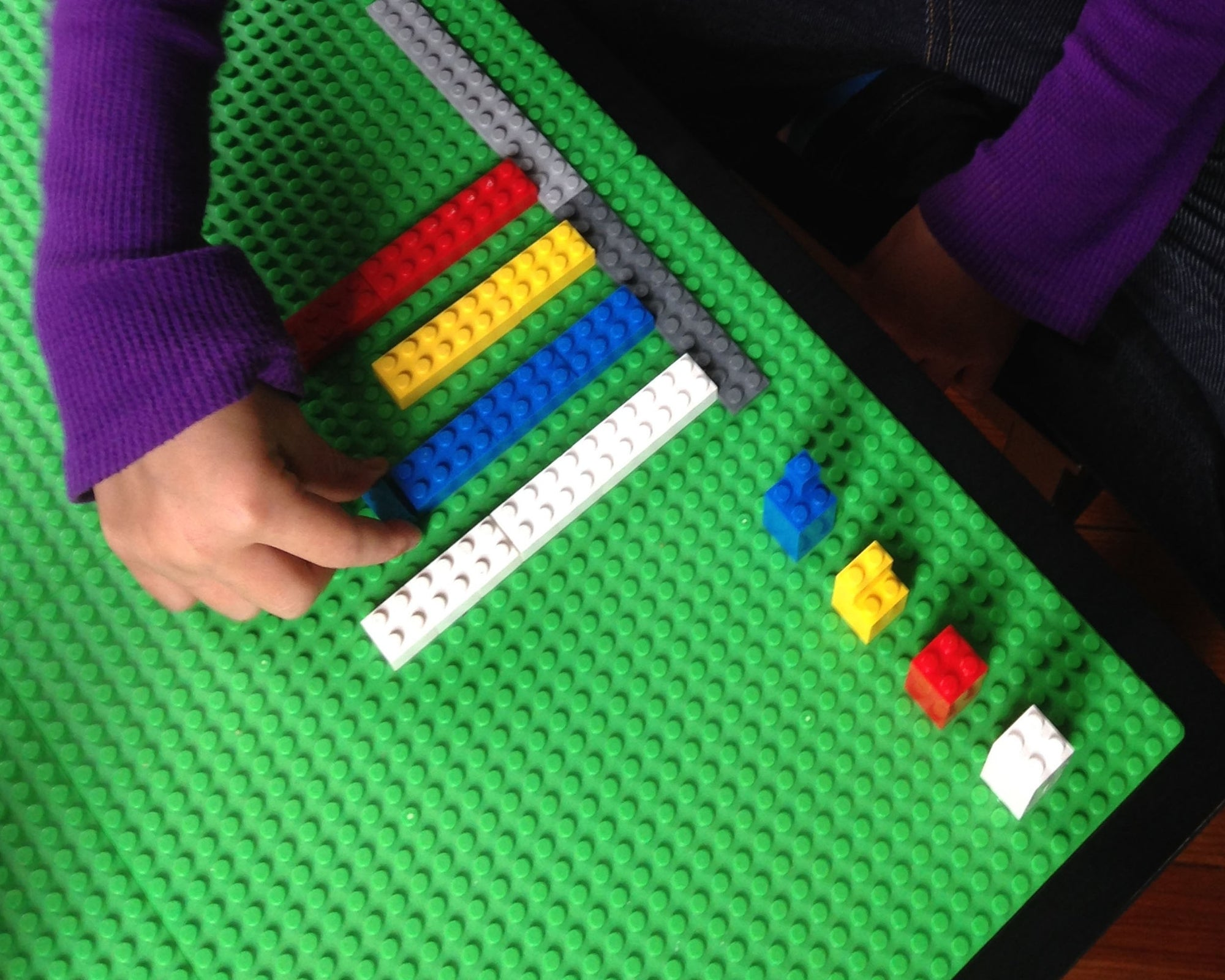 Teaching With Building Blocks - Lesson 2: Graphing