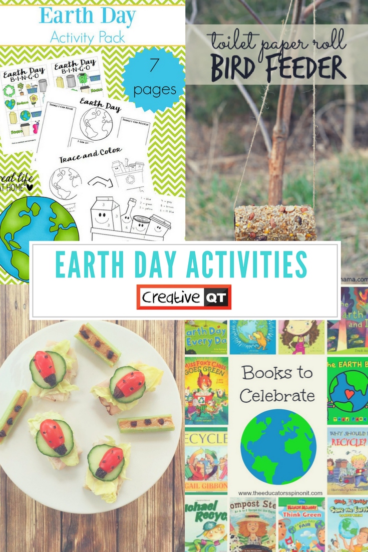 Last Minute Earth Day Activities & GIVEAWAY!
