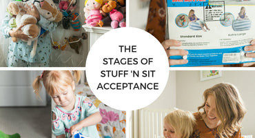 The Stages of Stuff 'n Sit Acceptance