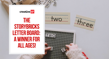The StoryBricks Letter Board: A Winner for All Ages!