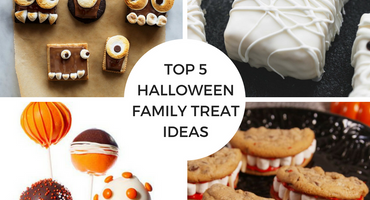 Make Time Together with our Top 5 Halloween Family Treat Ideas