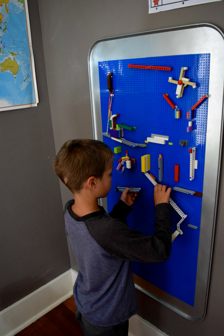 The ULTIMATE Makerspace! DIY Maker Tray + Marble Run