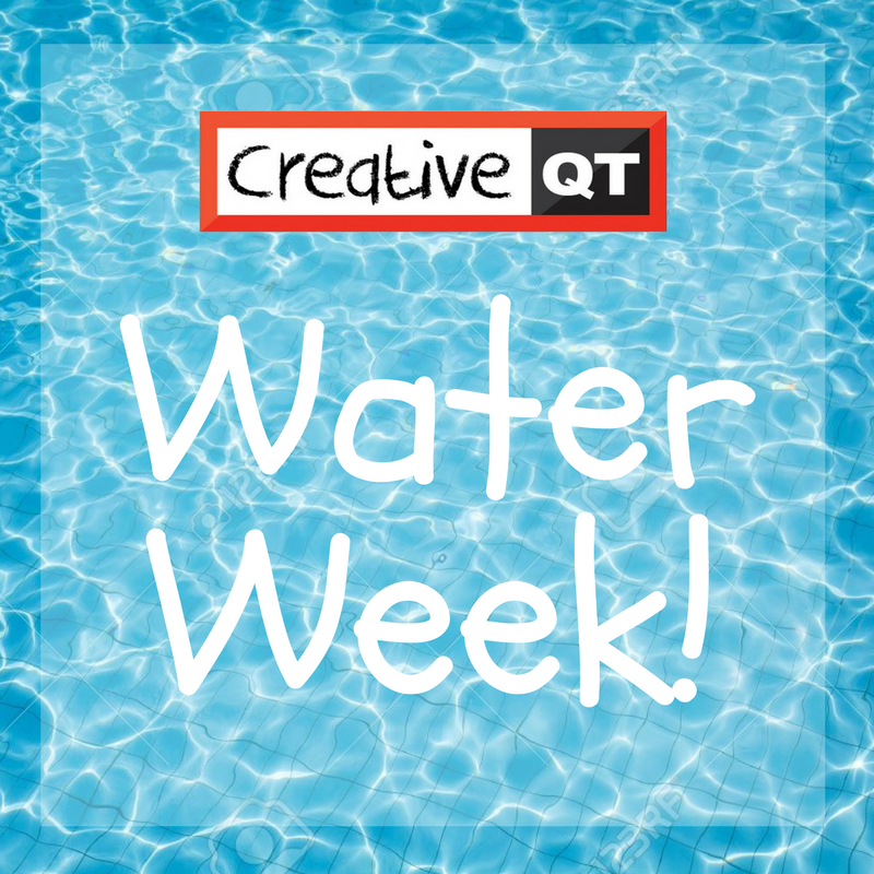 Water Week Day 4: Floating LEGO® Boat (YES, again!)