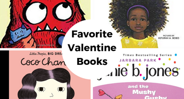 Valentine's Day Book Picks for Kids