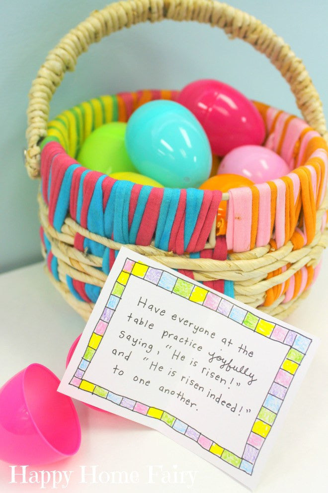 5 Simple (Last Minute) Ways to Teach Your Kids About Easter