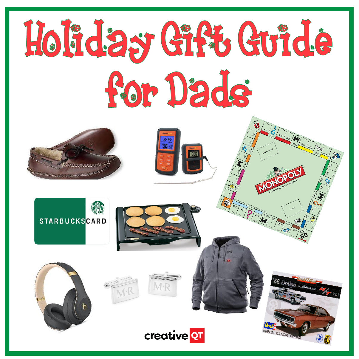Holiday Gift Ideas for Dads