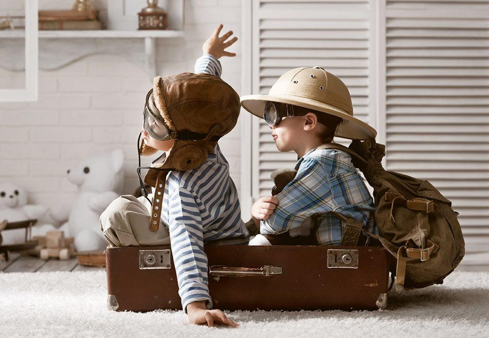 Top 5 Tips For Surviving Long Flights with Kids