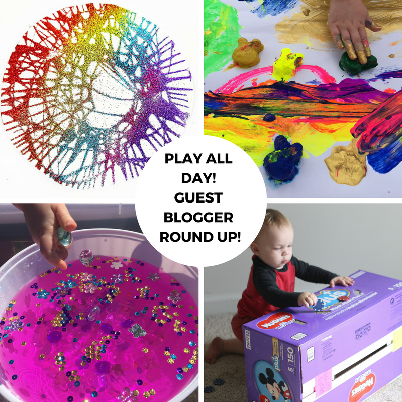 Play All Day: Guest Blogger Round Up!
