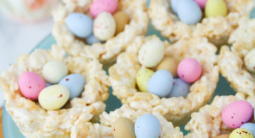 Pinterest Round-Up: No-Bake Easter Treats