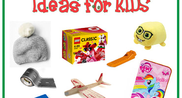 Holiday Stocking Stuffer Ideas for KIDS