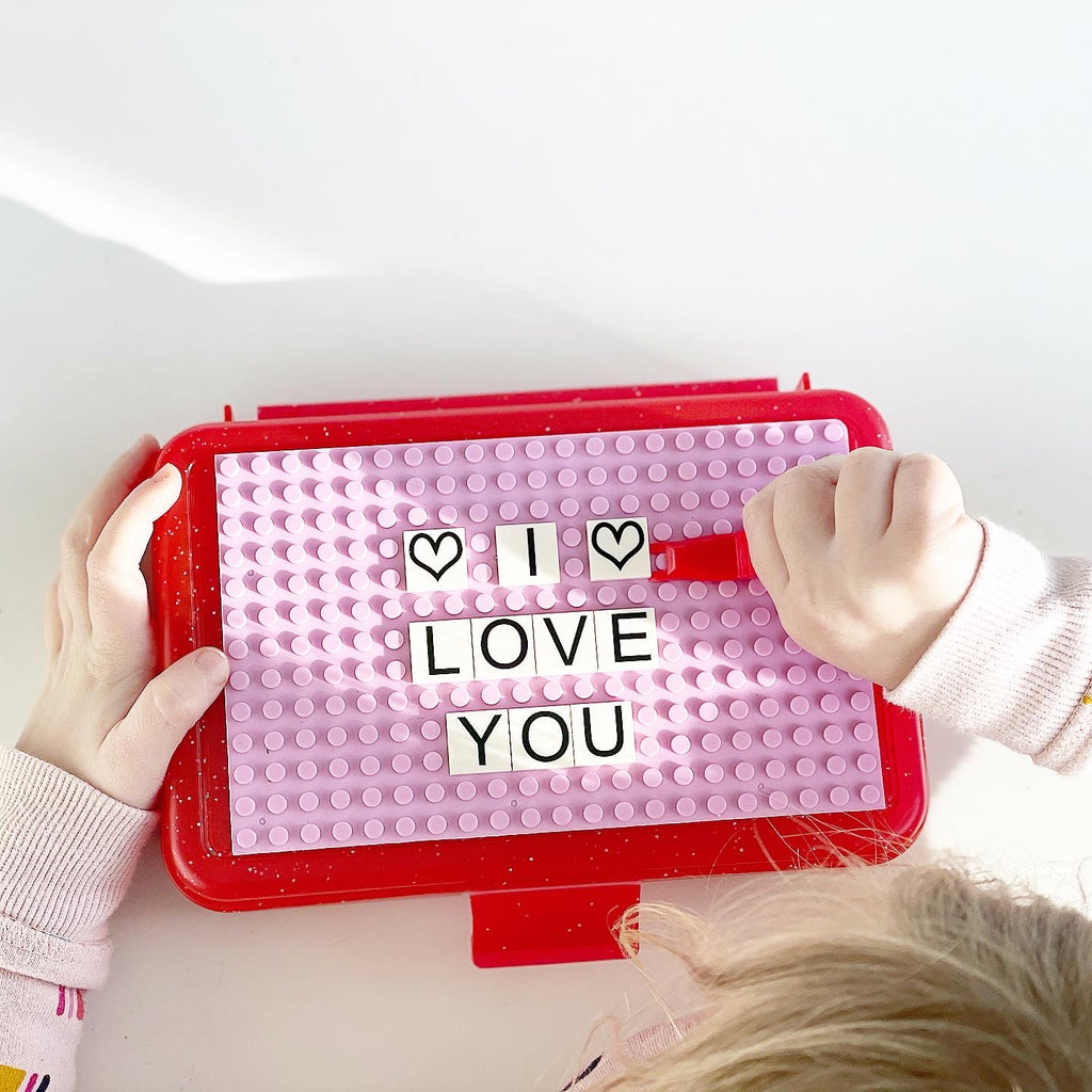 Valentine's StoryBricks® Pencil Box Hack