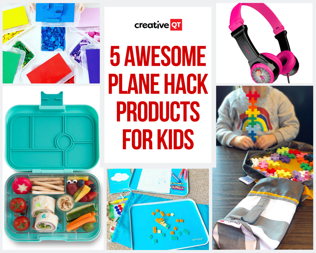 5 Awesome Plane Hack Products for Kids