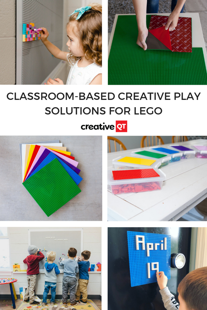 Classroom-based Creative Play Solutions for LEGO