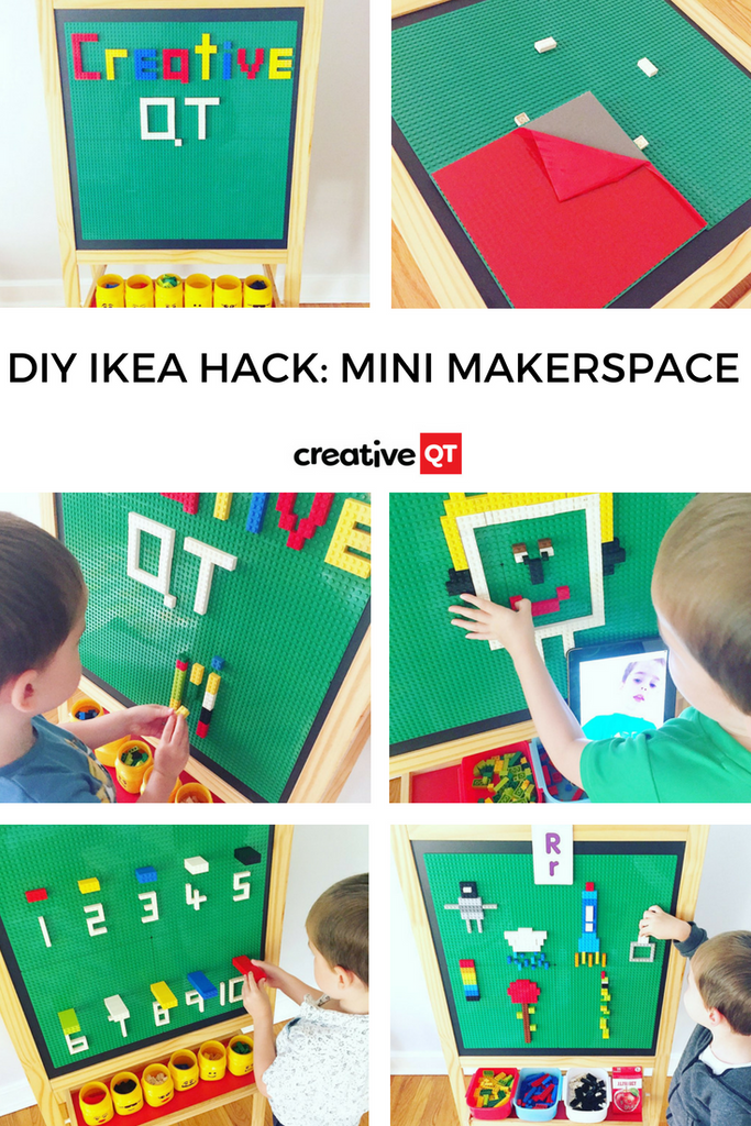 Diy Ikea Hack Mini Makerspace Creative Qt
