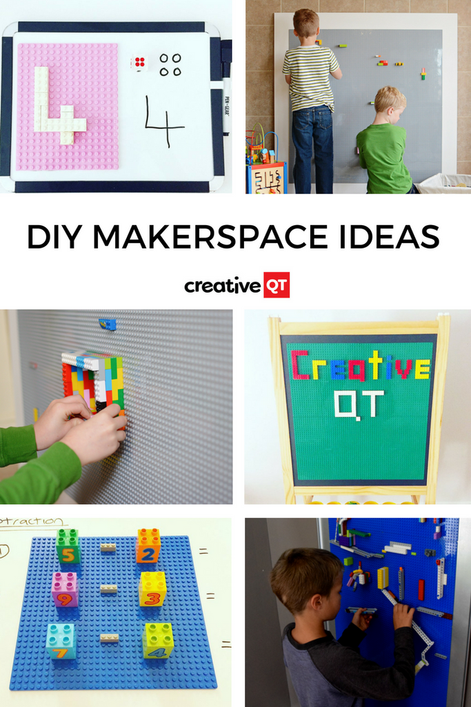 DIY Makerspace Ideas!