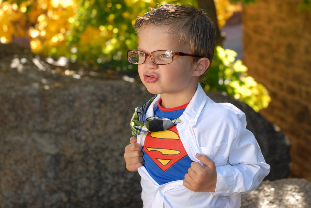 Share your Super Powers with your Kids