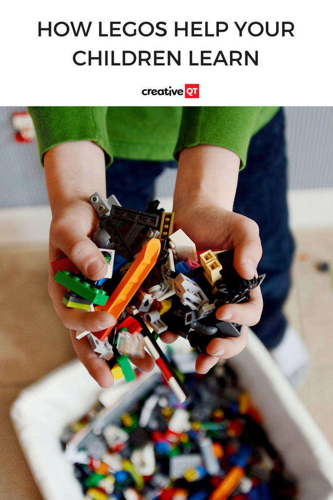 How LEGOs Help your Children Learn