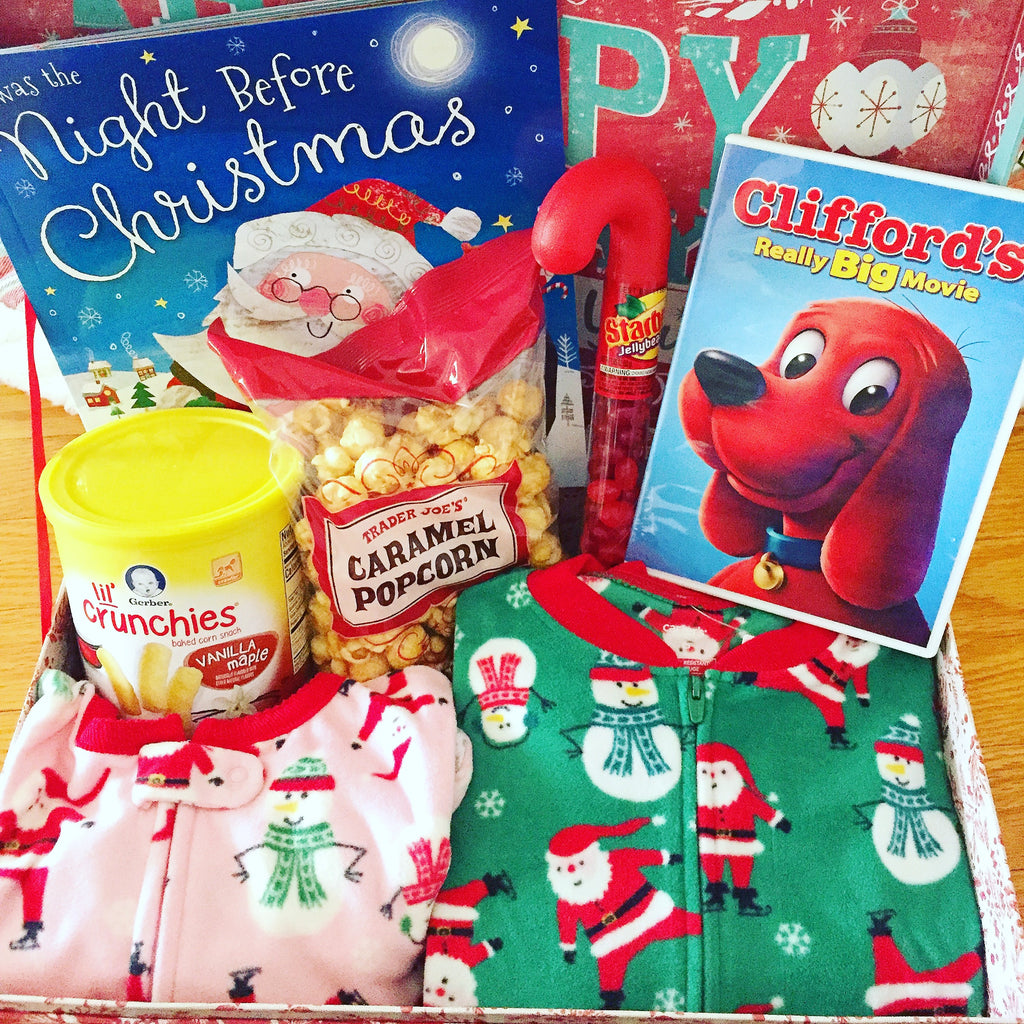 Diy Christmas Eve Family Activity Boxes Creative Qt