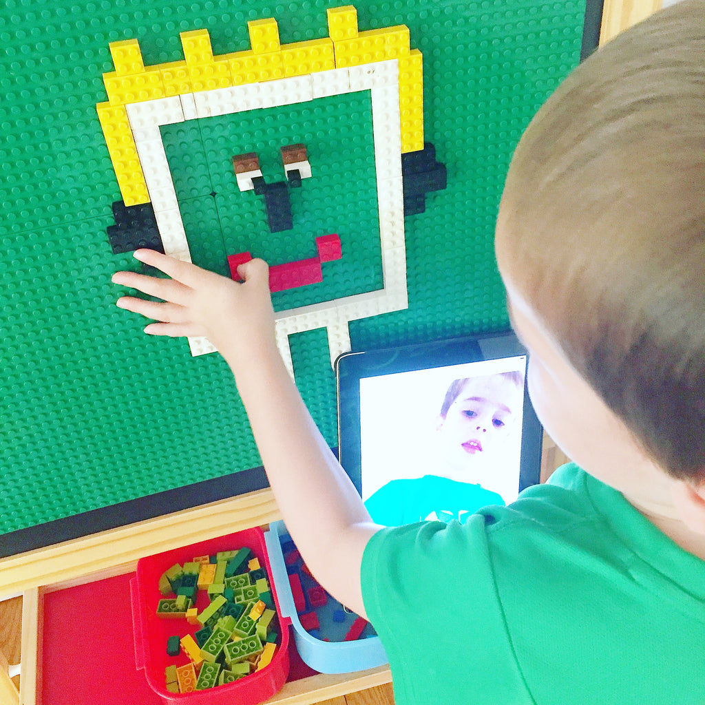 Play Based Learning Ideas for your Mini Maker Space