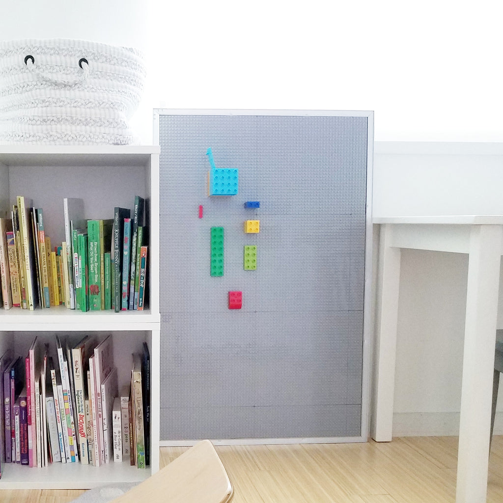 DIY Portable LEGO Compatible Wall