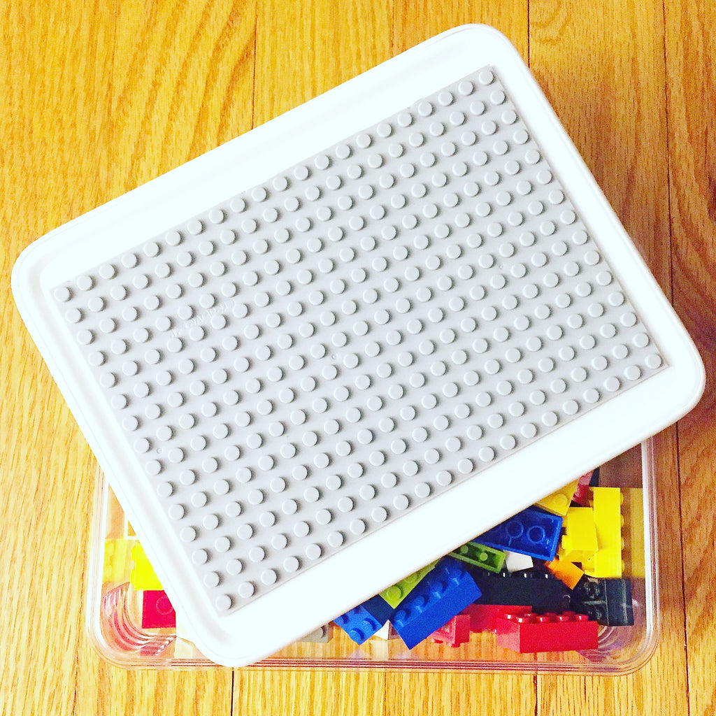 The Container Store Hack LEGO Storage!