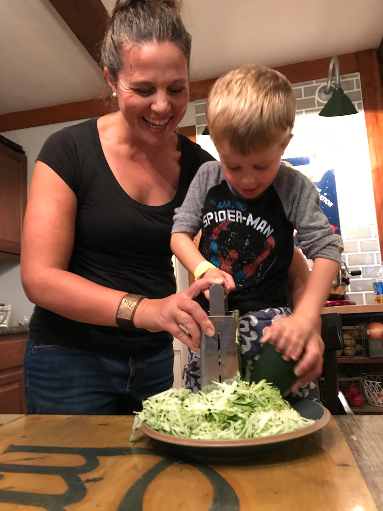 Dana Sue's Favorite Zucchini Bread Recipes
