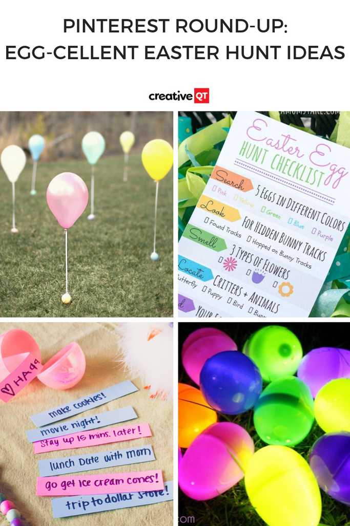 Pinterest Round-Up: Egg-cellent Easter Hunt Ideas!
