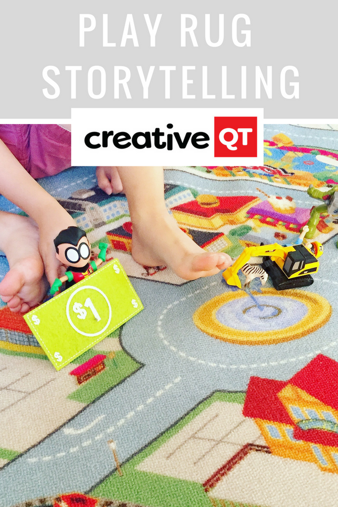 Play Rug Storytelling Prompts