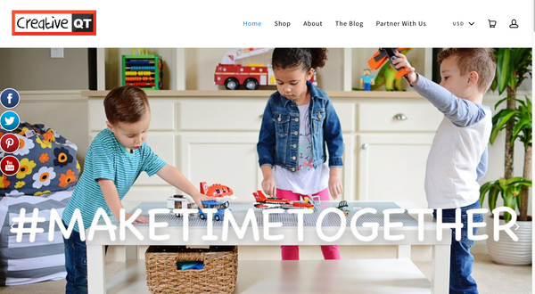 Our New Website!