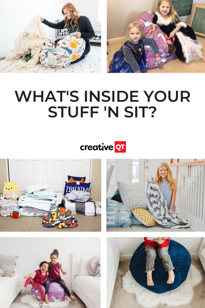 What's inside your Stuff 'n Sit?