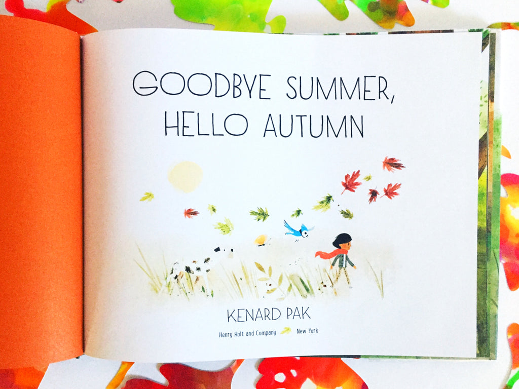 Speaking Of The Magic Of Fall, How About A Magical(ish) Fall Process Art  Activity To Go With This Charming Book? Itu0027s Super Simple And Was Inspired  By The ...
