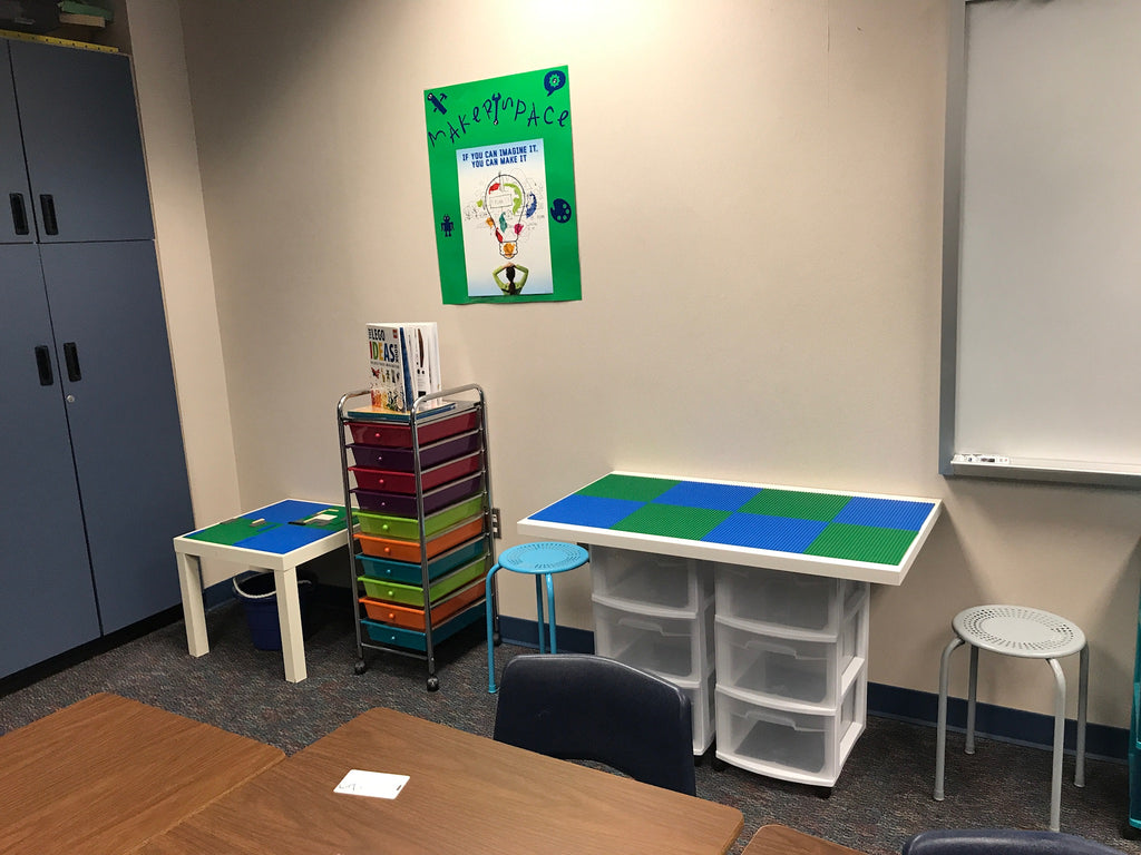 Makerspace Giveaway Program Transforms this 3rd Grade Classroom