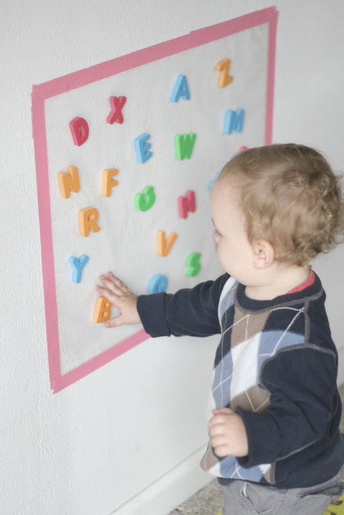 5 Easy Ways to Play at Home with your Baby